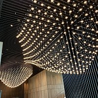 Konstrukce osvětlení - montáž