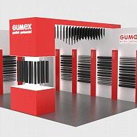 Gumex_návrh stánku