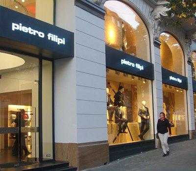 Pietro Filipi - exteriér