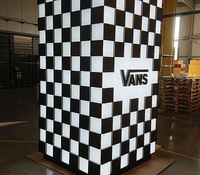 Vans _šachovnice