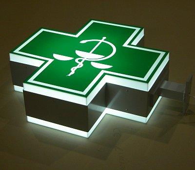 Lékárenské kříže