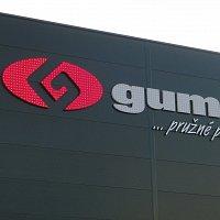 Gumex - LED dynamická reklama