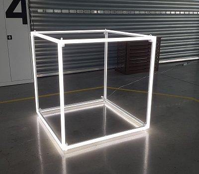 LED Kostka